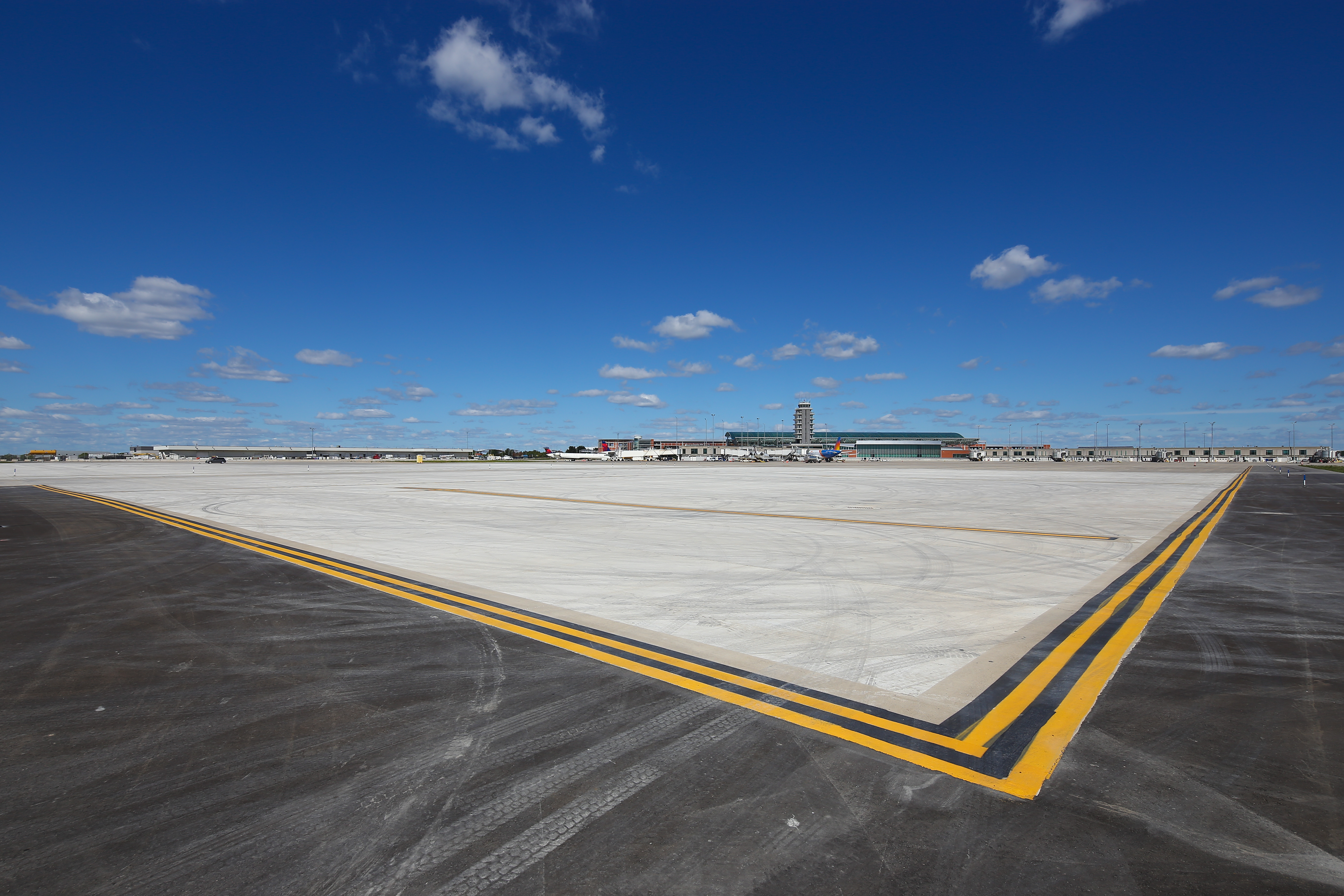 Ford Airport's Terminal Reconstruction and Expansion Project Receives ACEC Engineering Excellence Merit Award