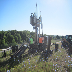 Drilling 4 (Spring)