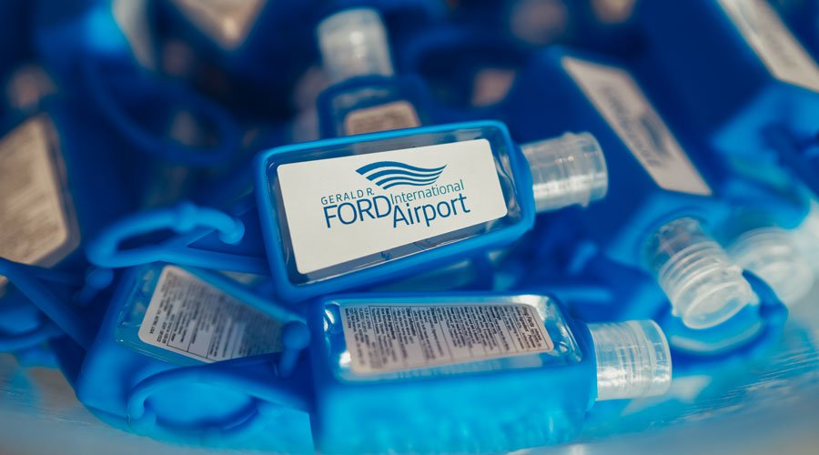 Ford Airport Introduces Fly Safe. Fly Ford. Campaign to Educate, Restore Confidence in Air Travel
