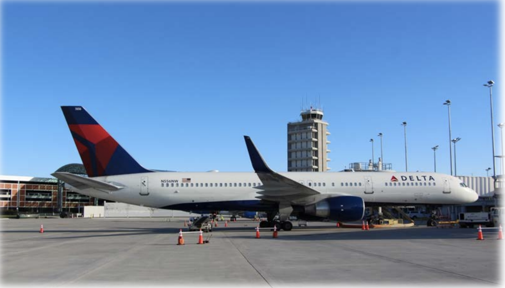 March 2019 Marks Busiest Month in Ford Airport History