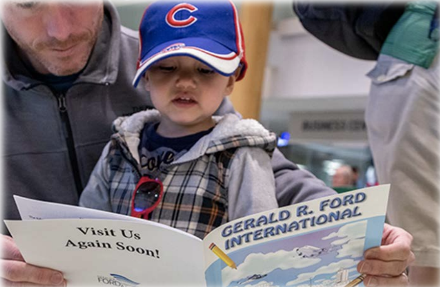 Ford Airport Crosses Million Mark with April Passenger Numbers
