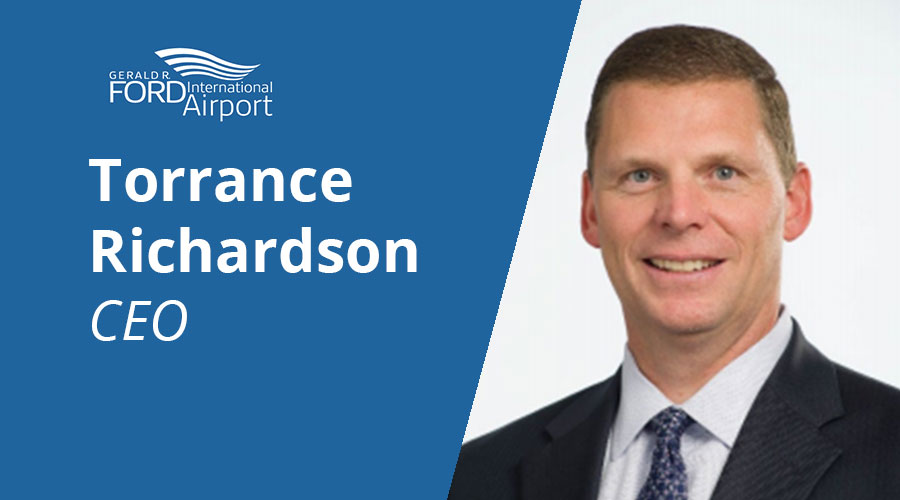 Airport Authority Board Selects Experienced Executive as New GRR CEO